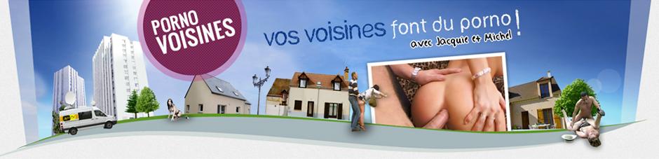 Pornovoisines, le meilleur site amateur français du moment!